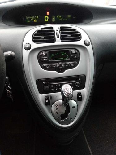 citroën xsara picasso  2005  2.0 exclusive aut. 5p