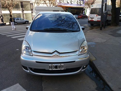 citroën xsara picasso 2010 exclusive, full. doc. al dia.