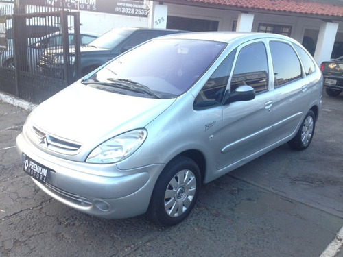 citroën xsara picasso exclusive 2007 prata flex