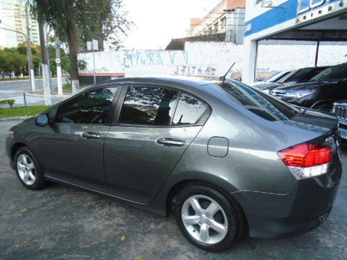 city 1.5 dx 2011 cinza flex completo
