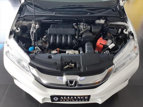 city 1.5 exl 16v flex 4p automático
