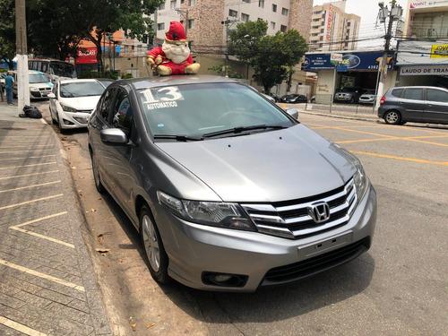 city -1.5 lx 16v flex 4p automático