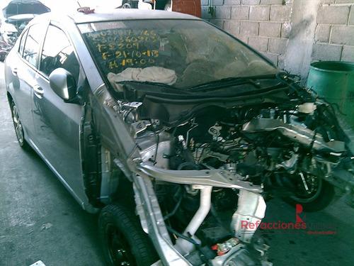 city 2010 honda refacciones partes deshueso piezas yunke