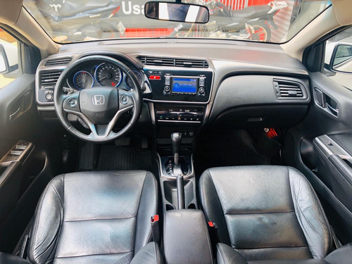 city  2015  1.5 exl flex aut. 4p