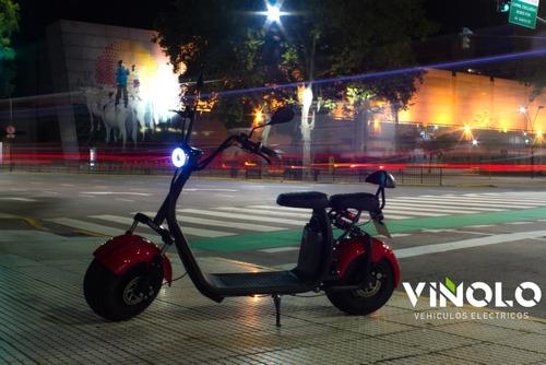 city coco -plan gob 16%- viñolo vehículos eléctricos /e