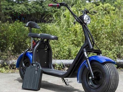 city coco scooter electrico 0km - eco alsina