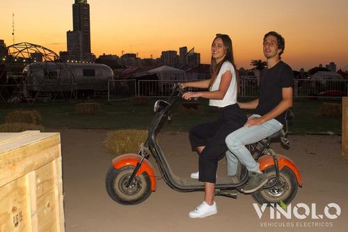 city coco sunra con batería extraíble - viñolo vehículos /a
