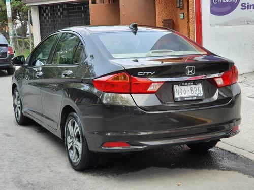 city ex 2016 cvt factura de agencia segundo dueño acepto aut