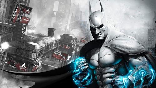 city juego ps3 batman arkham
