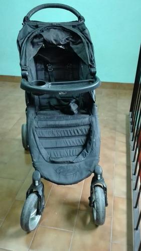 city mini 4 baby jogger