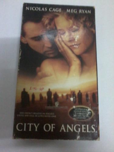 city of angels - filme vhs