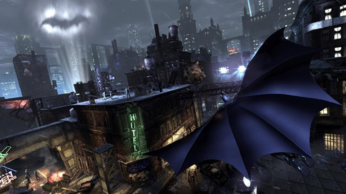 city ps3 batman arkham