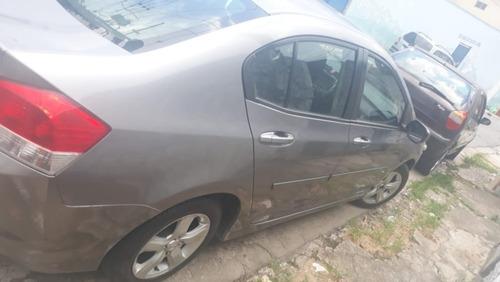 city sedan dx 1.5 flex 16v aut.