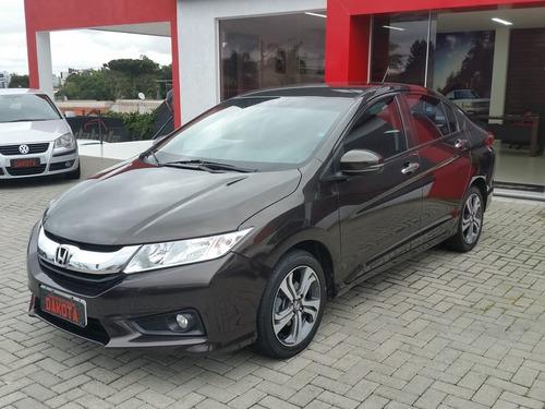 city sedan exl 1.5 flex 16v 4p aut.
