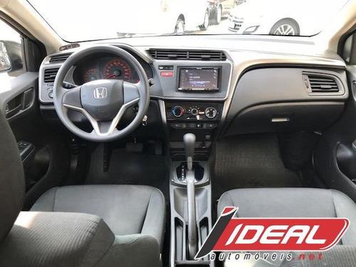 city sedan lx 1.5 flex 16v 4p aut. mod 2015 lindo !!