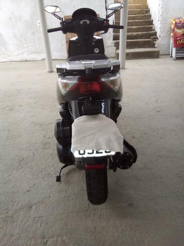 cityclass 200i scooter dafra