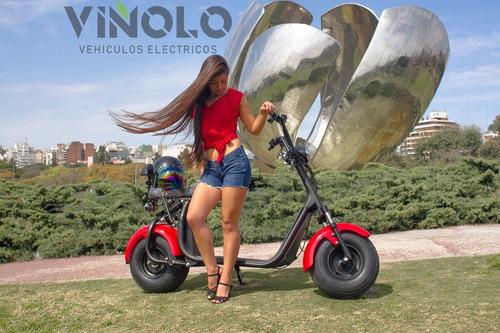 citycoco con batería extraíble  viñolo /a