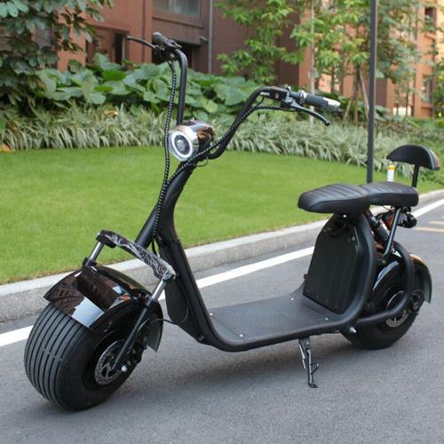 citycoco moto eléctrica / bateria litio 70km 0km ecoalsina
