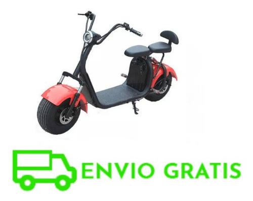 citycoco scooter electrico bateria de litio nuevo 0km