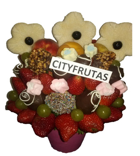 cityfrutas  arreglos ramos frutales enamorados.toda ocasión