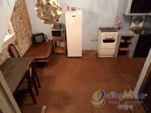 citymax antigua renta apartamento amueblado - paa-009-09-12