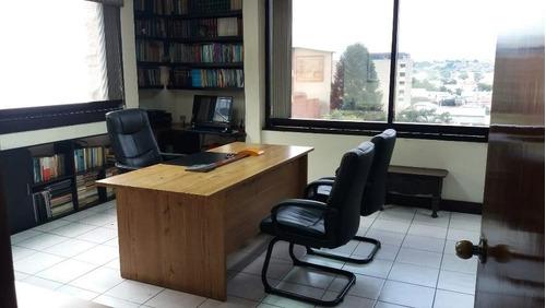 citymax-mix vende oficina en torre empresarial zona 9