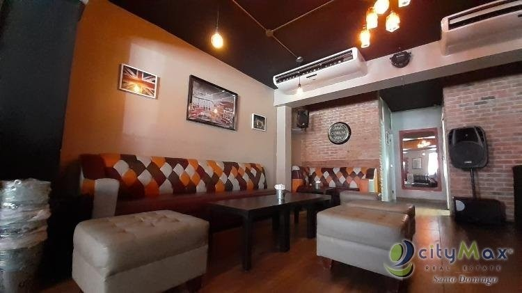 citymax santo domingo vende bar en el naco