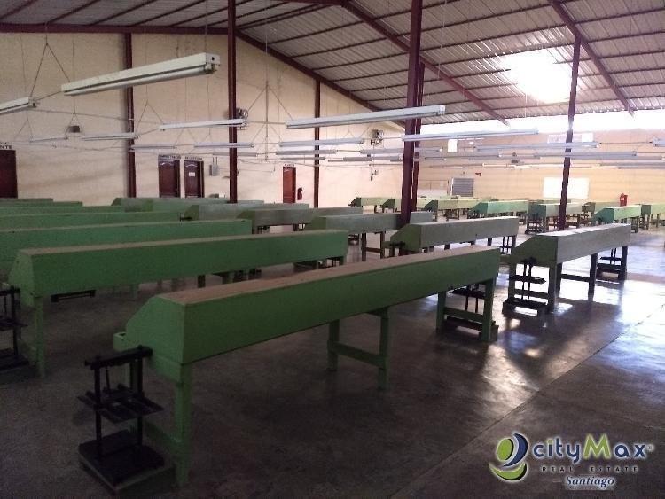 citymax vende: exportadora cigarros en zona del cibao