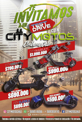 citymotos  cityclasica