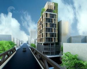 ciudad de la paz 117 cochera palermo en construccion