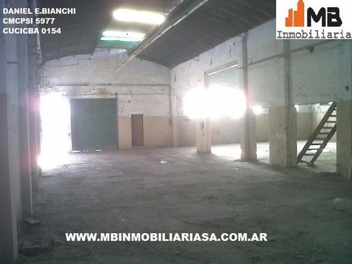 ciudad de tandil, venta galpón de 800 m2, opcion alquiler