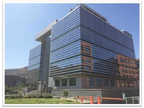 ciudad empresarial- huechuraba oficinas desde 132 m2