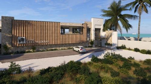 ciudad maderas península: terrenos en venta en la playa | merida