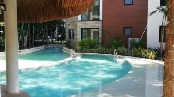 ciudad mayakobá lagunas dep 2 recs, 2 baños nuevo