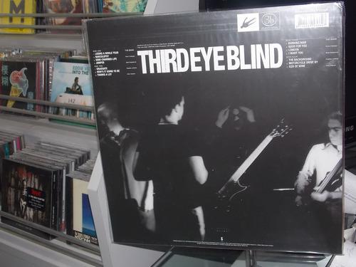 ciudad third eye blind album (2lp vinilo sellado) green day