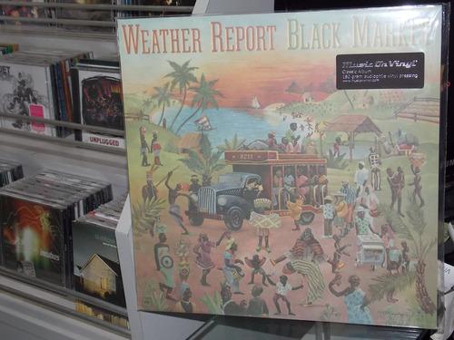 ciudad weather report black market (lp vinilo sellado) yes