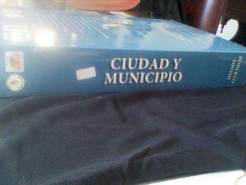 ciudad y municipio
