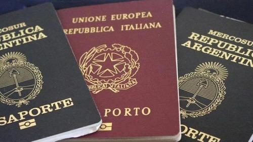 ciudadanias italianas - traducciones - gestoria integral