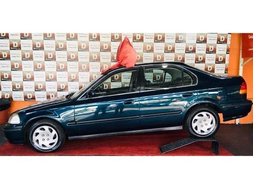 civic 1.6 lx 16v gasolina 4p automático