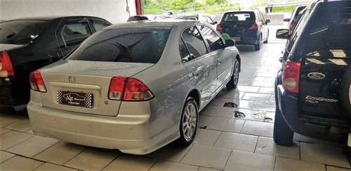civic 1.7 lx 16v gasolina 4p manual