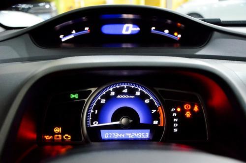 civic 1.8 lxl flex aut. 2010,periciado,top com tip no volant