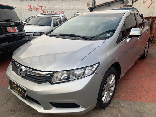 civic 1.8 lxs flex aut. 4p 2012