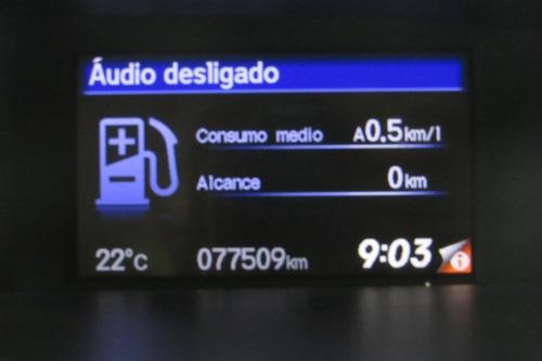 civic 2.0 lxr 16v flex 4p automático 77490km
