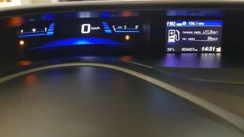 civic 2.0 lxr 16v flex automático
