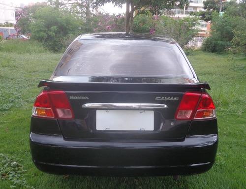 civic 2002 automático ar condicion direção couro raridade