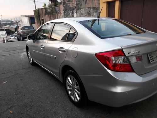 civic 2013 1.8 lxl  aut. blindado