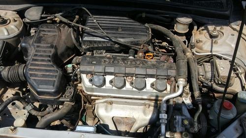 civic falla electrica 2002 automatico....yonkes