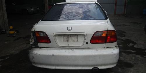 civic lx 1.6 16v 1999 automático