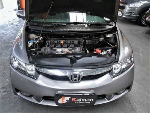 civic lxl 1.8 automático couro.. cambio borboleta na kaiman