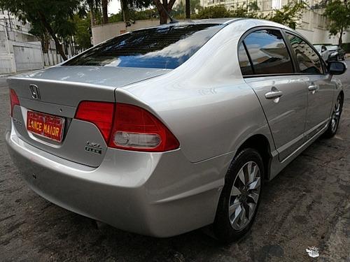 civic lxl 1.8 flex blindado aut 2011